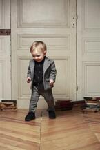 パリで評判のベビーが着る大人服! 「D.fesense」が2014秋冬コレクションを発売