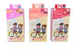 自転車通学の女子中高生、注目アイテム「チャリタイ」がリニューアルパッケージで発売