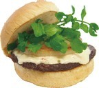 黒毛和牛100%! フレッシュネスバーガーが『黒毛和牛バーガー ホースラディッシュソース』他1品を10月10日から発売