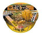 大阪有名店の味をカップ麺で!日清食品『得正カレーうどん』発売中!