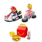 マクドナルドハッピーセットにマリオが登場12月5日から「マリオカート8」おもちゃ付き販売開始