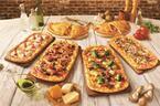 かたちは長方形! ピザハットが2人の食事にぴったりなサイズの「シェフズ・イタリー」ピザを発売