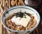 とろ~りバターと温泉卵が牛丼にマッチ!国産牛を使ったワンランク上の牛丼店―上野「牛の力」