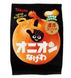 淡路島産たまねぎ使用! 東ハトがスナック菓子「オニオンなげわ・濃厚コンソメ味」を2月23日から全国で新発売