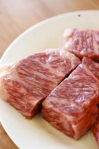 冷凍した肉の解凍方法「冷蔵庫に放置して解凍すること」