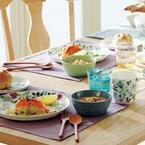 北欧デザイナーのテーブルウェアシリーズが誕生 『Anna Emilia for Narumi』―3月から発売