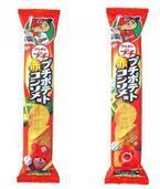 ブルボンが広島カープとコラボした「赤いポテトチップス」を発売