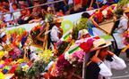 地球の裏側は何してる? 花祭りの鮮やかさに心ときめく「コロンビア」旅行