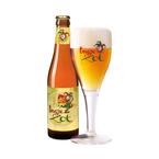 【ベルギービール】道化師のラベルがかわいい! 最初の一杯にオススメの「ブルッグスゾット」