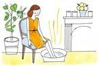 エアコンで体が冷えてない? ハーブの「足湯」で夏冷え対策!