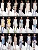 ソマルタの2013春夏は、東洋と西洋の美の融合をコレクションに反映