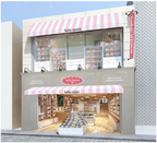 下着・インナーウェア「チュチュアンナ」原宿竹下通り店がフルリニューアルオープン