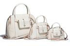 コーチ表参道が1周年、オールホワイトの限定バッグコレクション発売