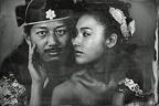 フォトグラファー本間日呂志らによる湿板肖像写真展「NUN」原宿で開催