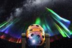 ミッション[宇宙×芸術]展、プラネタリウムや無重力空間のスペース - 東京都現代美術館で開催