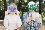 プロレスマスク型ブックカバー「BOOK MASK」発売