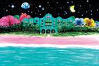 漫画家・長尾謙一郎の初の個展がROCKETで開催!限定クリームソーダも発売