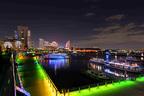 横浜で光の祭典!「スマートイルミネーション」開催 - みなとみらい21区他にて