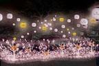 ヴーヴ・クリコ春の限定商品は花咲く和柄!京都にてスプリングパーティー開催