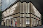 エンポリオ アルマーニの新旗艦店、オーク表参道にオープン - 日本初のカフェスペースも併設