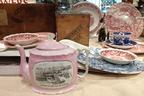 アフタヌーンティ・リビング、新宿でヴィンテージ陶器やカトラリーのフェア