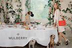 カーラ、マルベリー2014年春夏の広告に - ティム・ウォーカーによるロマンティックなティーパーティ