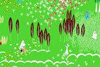 マリメッコを手がける鈴木マサルが「ムーミン」をデザイン!クッションカバーなど新作発売
