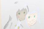 キャラクター化された日本の少女像との対話 - 谷口真人の個展が渋谷で開催