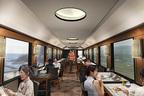 震災復興に向けデザイン・食・アートが一体化した新感覚列車「東北エモーション」が運行開始