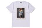 ギリシャ彫刻と90年代TVゲーム「首領蜂」をコラージュ、C.E×オリバー・ペインのコラボTシャツ