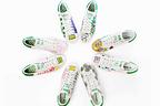 ファレル・ウィリアムスが「スタンスミス」をカスタマイズ - パリのコレットで10足限定発売