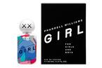 コム デ ギャルソンから、ファレル・ウィリアムスによる新香水「GIRL」発売