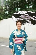 大塚呉服店 夏に向けた浴衣や帯を展開 - 期間限定ストアが京都・東京・博多にオープン