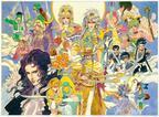 「ロマンシング佐賀3」佐賀で開催 - 全シリーズを網羅した原画展、オリジナルグッズ販売など