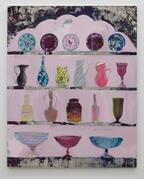 ニュウマン 新宿のアートウォールにて佐藤翠の作品展示 - 女の子の憧れが詰まった絵画
