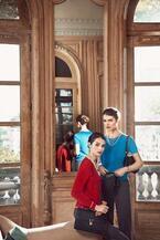 ユニクロ×イネス・ド・ラ・フレサンジュ 16年秋冬コレクション -ファッション変革期のパリを着想源に