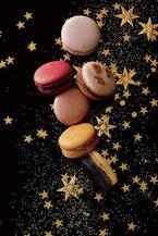 ピエール・エルメ・パリのクリスマスコレクション - 星を散りばめたケーキ、ニコラ・ビュフとのコラボも