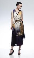 「SOMARTA KIMONO COUTURE」展 東急プラザ銀座で - 廣川が新しい和装を提案