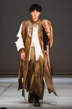 文化服装学院の16年ファッションショー、文化祭「游於藝」で開催