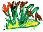 リトゥン山縣が初の絵画展を表参道ヒルズで開催 - 学生時代から現代に至るまでの作品を展示・販売