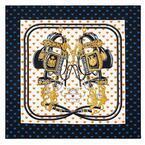 エルメス祇園店で自然をテーマにしたイベント - ハートをあしらった限定スカーフも特別に販売
