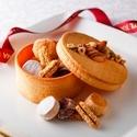 """横浜ベイホテルのホワイトデー、""""箱ごと食べられる""""限定クッキーボックス&いちごで飾ったミルフィーユ"""