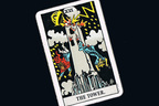 「塔」のカードが教える!恋と仕事に役立つアドバイスとは?】