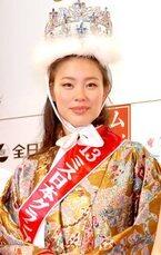 ミス日本2013・鈴木恵梨佳さん、目標は「梨花」と芸能活動に意欲