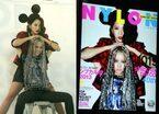 即席で『NYLON JAPAN』表紙に! モデル&ブロガーが公開フォトシューティング