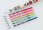 若槻千夏の「クマタン」コラボ筆記具が発売