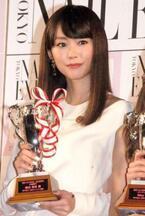 桐谷美玲「幼稚園から母見てマニキュア」 『ネイルクイーン』女優部門に選出