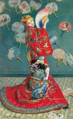 日本の美意識に影響された西洋の美術~ジャポニスムの絵画たち~