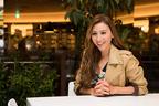 道端カレンさんインタビュー! いま改めて語る 「美と健康の秘訣」 とは? (前編)