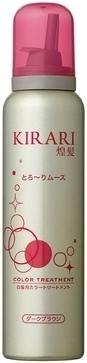 新!エイジング白髪用カラートリートメント「KIRARI」